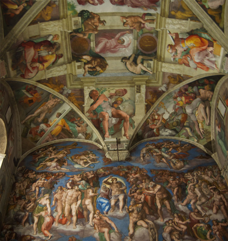 the sistine chapel essay